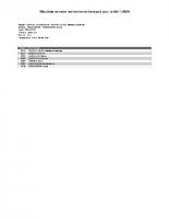 Ecole – Sens Recologne-Ruffey – Bus de 13h