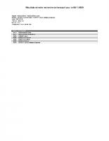 Ecole – Sens Recologne-Ruffey – Bus de 17h