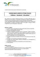 Offre coordinateur principal enfance jeunesse education-1